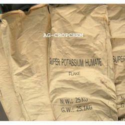 Super Potassium Humate Flakes 98%