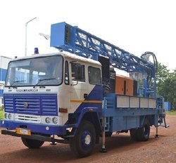 Water Well Drilling Rig Upto 150 Meters