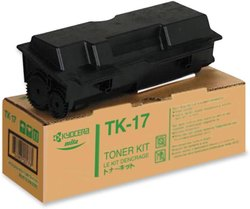 Kyocera Tk-17 Black Toner Cartridge