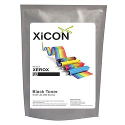 XICON Xerox Black 250g Black Single Toner for Xerox Black Toner 250g