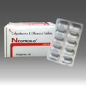 Cefpodoxime and Ofloxacin Tablets