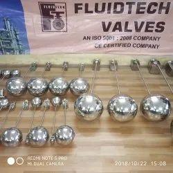 SS Ball Float Valve