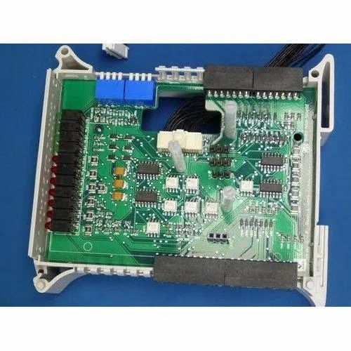 Industrial PLC - Arduino Based Industrial PLC System