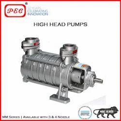 High Head Pumps