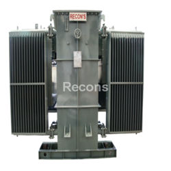 Three Phase Controlled Power Transformer