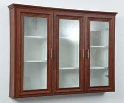 Brown Kitchen Wooden Cupboard