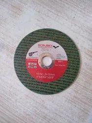 Green Scrubex SS Cutting Disc, Bore Diameter: 16 mm