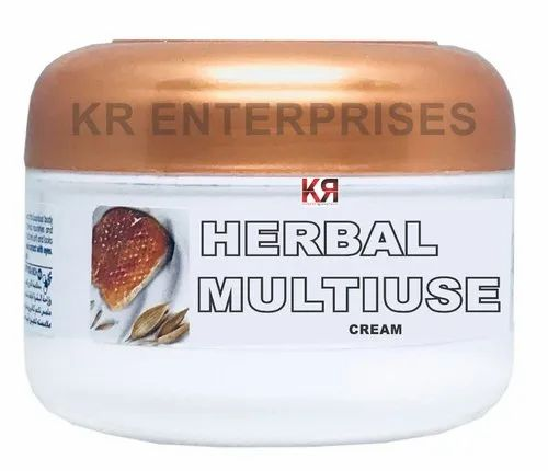Men,Women Herbal Multiuse Cream, Packaging Size: 91 G, Packaging Type: Plastic Container