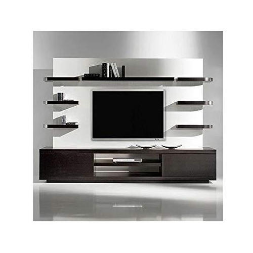 15194951bf Wooden Wall Mounted TV Unit, Rs 25000 /piece Decor & Design (Unit Of ...
