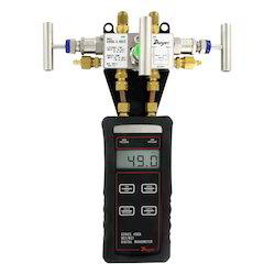 Wet Differential Pressure Manometer With HKIT