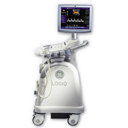 GE Logiq P3 Color Doppler Ultrasound (Refurbished)