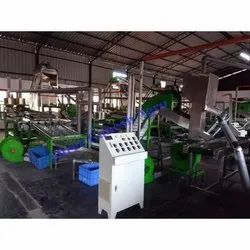 Cashew Nut Scooping Machine