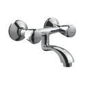 Hindware 330012cp swan neck tap with left hand operatingknob