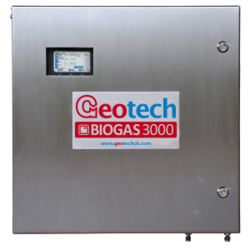 Geotech Biogas 3000 Gas Analysers
