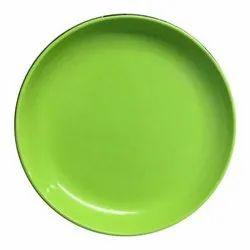 Melamine Deep Half Plate