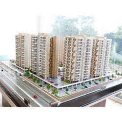 3D Architectural Model Making Service