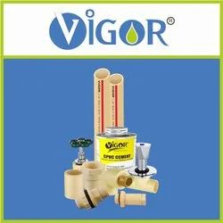 CPVC Pipe Fittings VIGOR BRAND