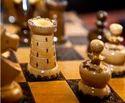 Bastar Wooden Craft Chess Board