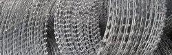 Concertina Coil Fencing