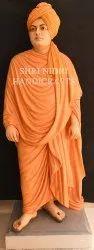 White Marble Swami Vivekanand Statue