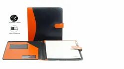 Leather Brown Conformance Folder, For Office