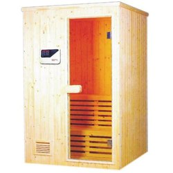 Wooden Sauna Room