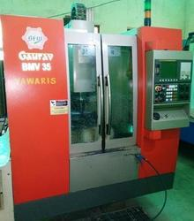 BFW VMC Machine - Used Machine