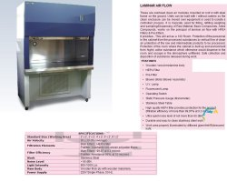 Laminar Air Flow Bench