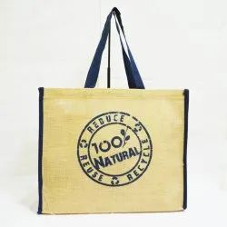 Juteberry Jute Fashionable Shopping Bag