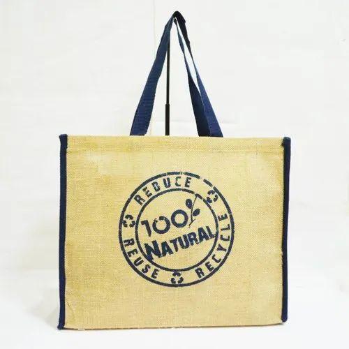 Juteberry Jute Fashionable Shopping Bags