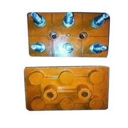 Ceramic Terminal Plate, For Electrical Contact