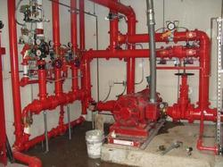 Fire Fighting Pumps Installation