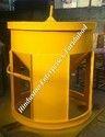 Garbro Type Concrete Tower Crane Bucket