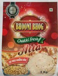 Bhoomi Bhog Chakki Fresh Multi Grain Atta, Speciality: No Artificial Flavour