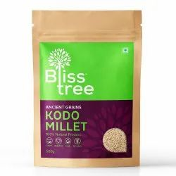Bliss Tree Kodo Millet, Packaging Size: 500gm