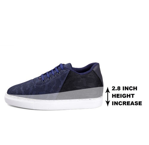 Height Increasing Casual Shoes, Size: 5