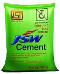 PSC (Portland Slag Cement) JSW Cement, Grade: 53 Mpa, Cement Grade: General High Grade
