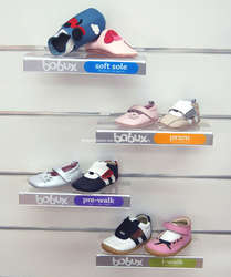 Acrylic Shoe Shelves