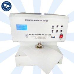 Pneumatic Bursting Strength Tester