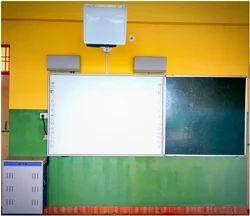 Smart Class with Regular Interactive Module