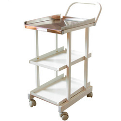 4 Wheel Drug Trolley