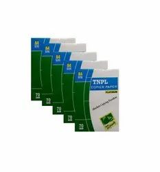 White TNPL A4 Paper, Roughness: 70 Gsm, Packaging Type: Packet