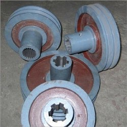 CI Tractor PTO Pulley