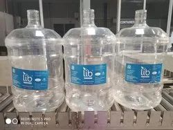 LIB 7 Drinking Water Bottle, Packaging Type: Bottles