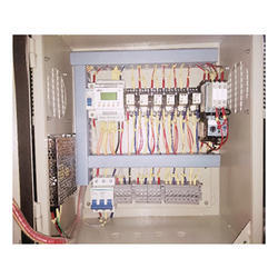 110-480V Three Phase PLC Panel, IP Rating: IP44