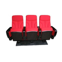 Fabric Material Theater Chair
