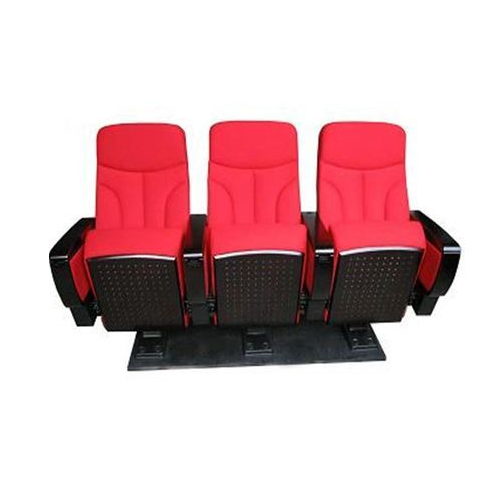 580mm*760mm*980mm Fabric Material Theater Chair