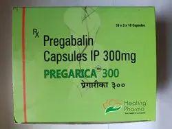 300 mg Pregabalin Capsules IP, For Personal