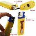 Hidden Spy Camera Lighter
