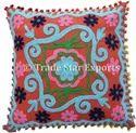 Vintage Suzani Pillow Sham